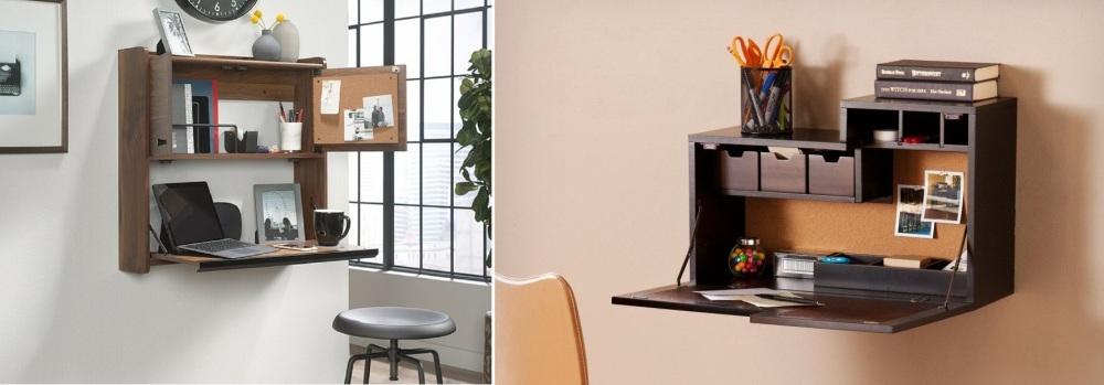 Modern Wall-Mounted Desk