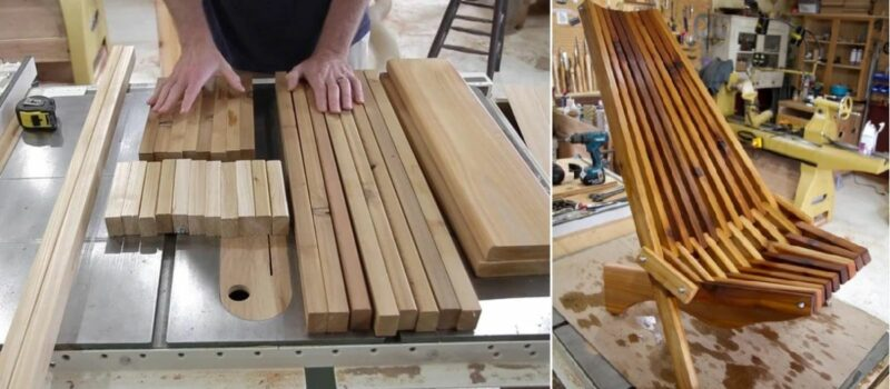 12 Great DIY Wood Projects That You Can Do From Scratch