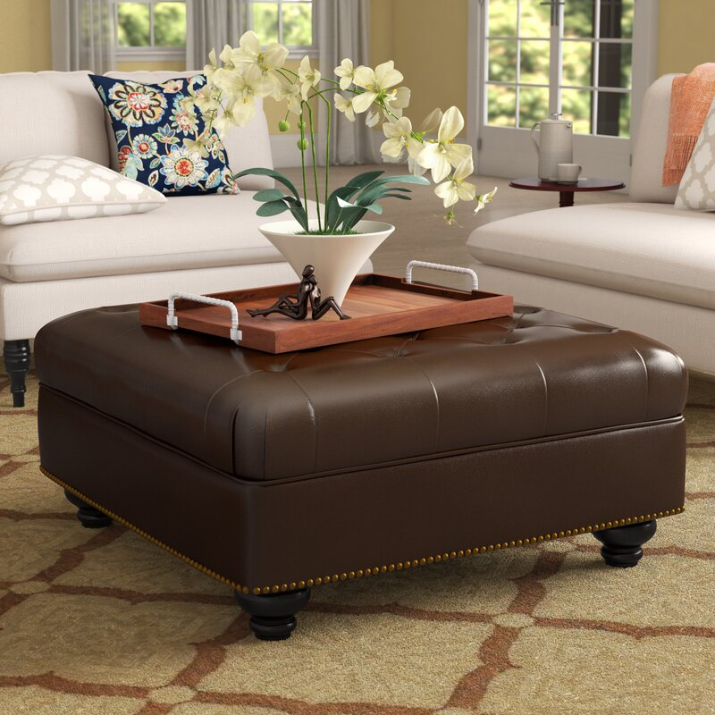 10 Upholstered Coffee Tables To Add Some Coziness To Living Room