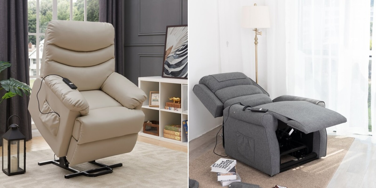 10 Best Power Lift Chair Recliners - Reviews and Buying Guide
