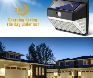 How To Choose The Best Solar Fence Lights For Backyard
