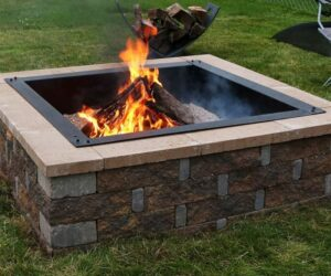 Our Best 10 Fire Pit Rings That Won't Burn A Hole Into Your Budget