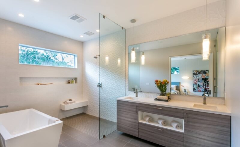 15 Ways To Make Your Small Bathroom Seem Bigger
