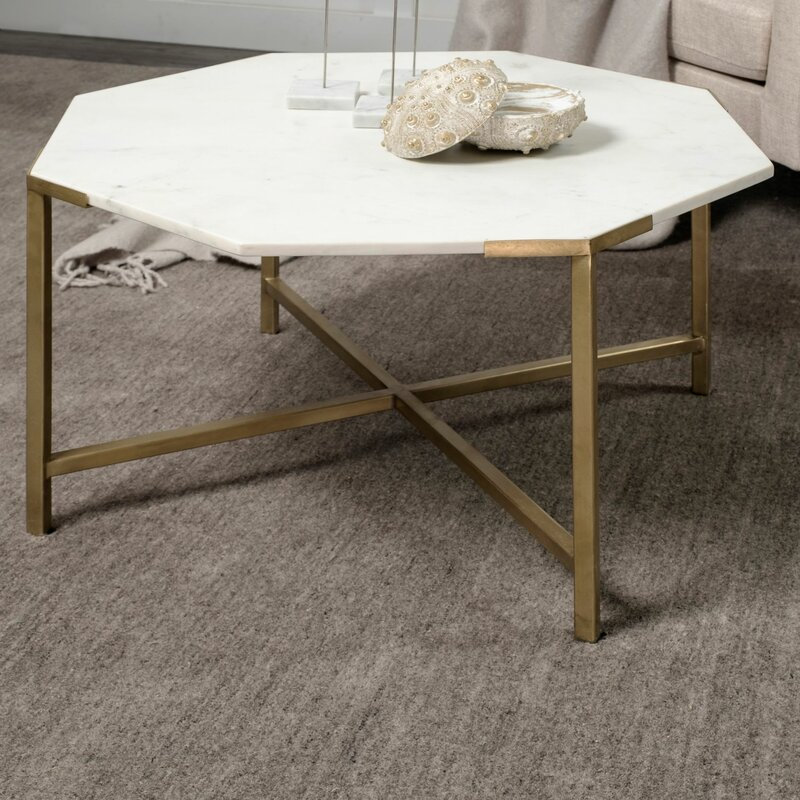 Marble Top Coffee Table Ideas