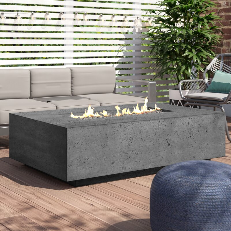 Natural Gas Fire Pits The Secret For A Distinctive Warm Touch In Your Outdoor Spaces