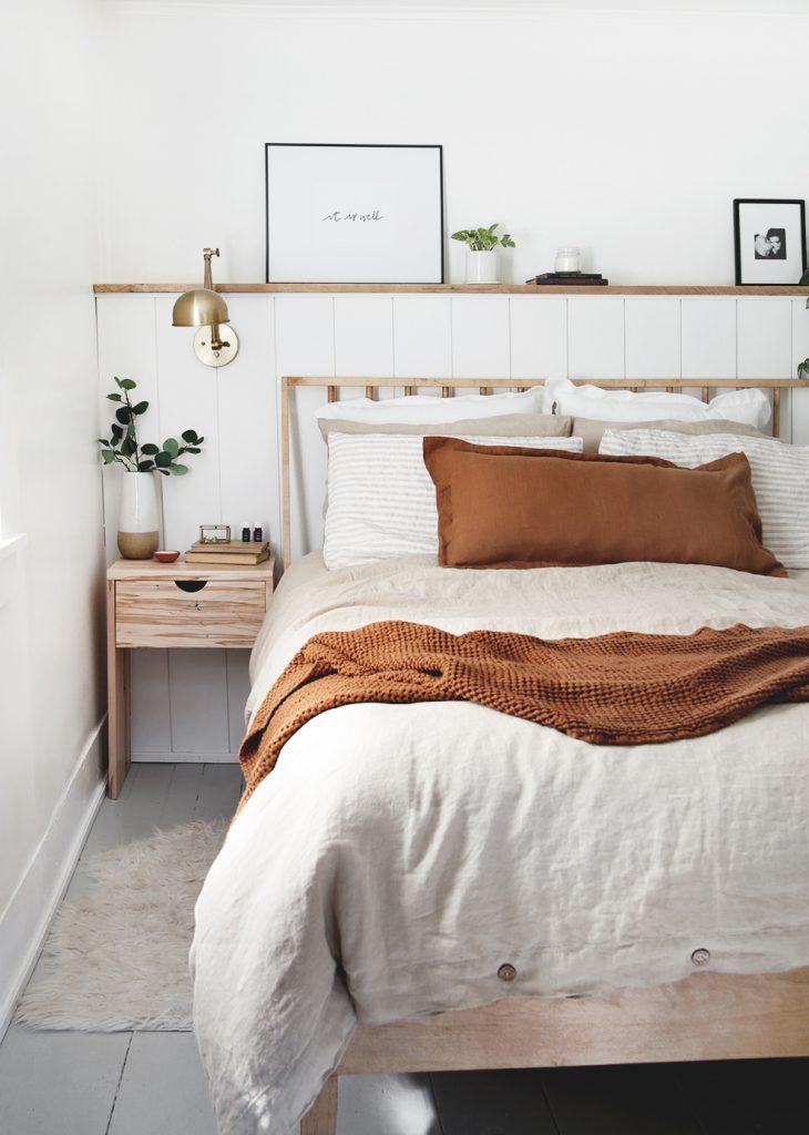 Make a custom nightstand from scratch