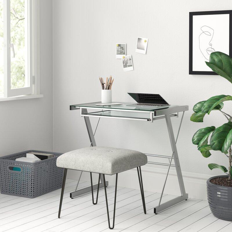 Glass Desk Office Ideas from cdn.homedit.com