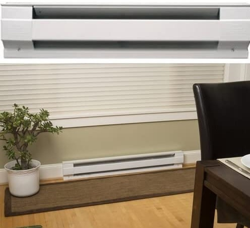 Stay Warm During Cold Days With One Of The Best Baseboard Heaters