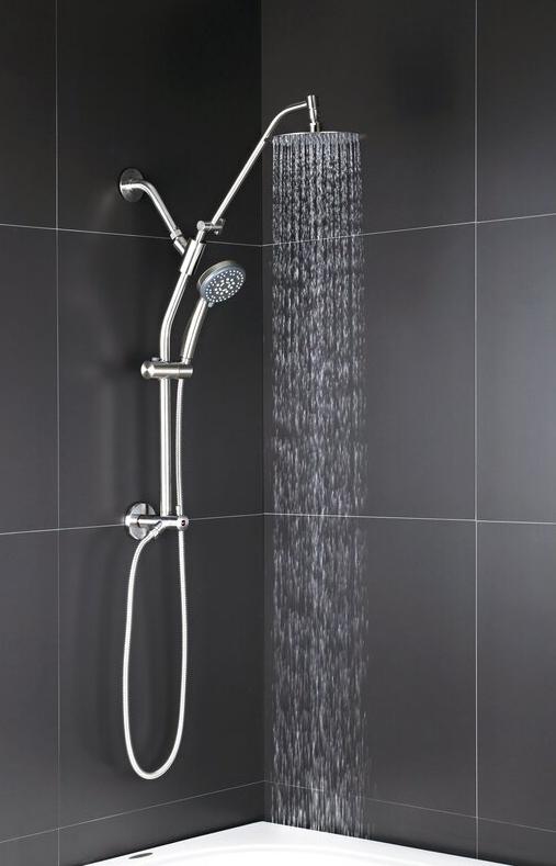 AFLZ02 Multi Function Dual Shower Head