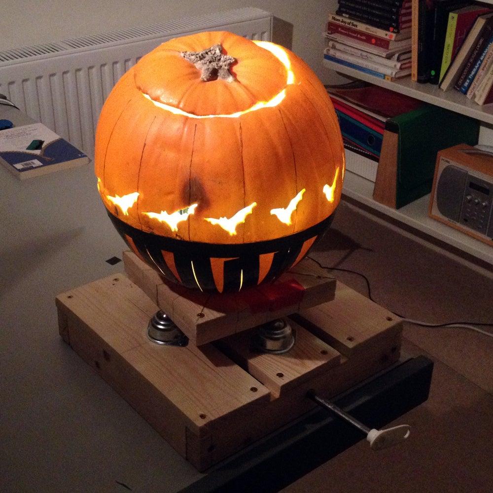 Original Jack-o-lantern