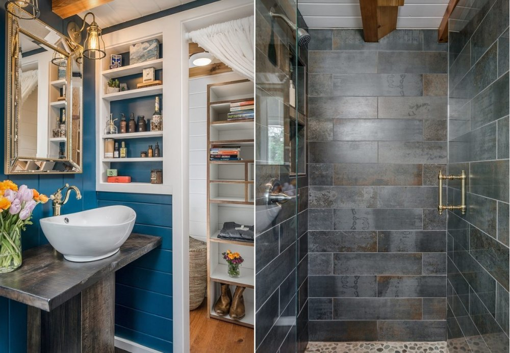 How To Deal With A Tiny House Bathroom - 12 Inspiring Design Ideas