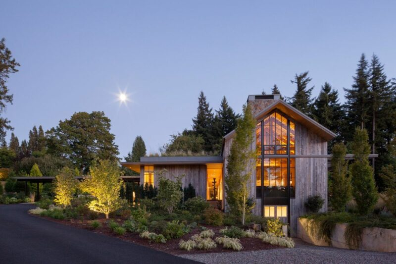 30 Beautiful Houses And The Inspiration Source Behind Their Designs