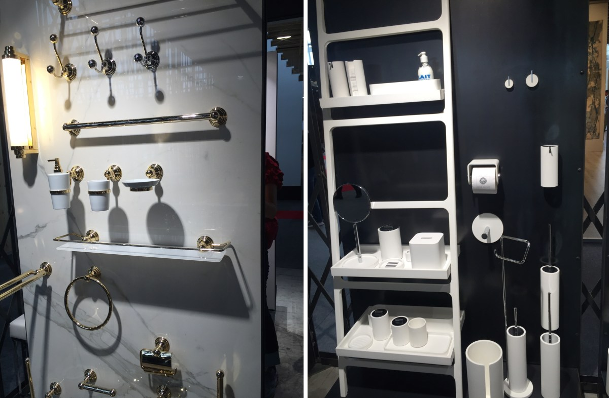 Start The Bathroom Remodel By Searching For Cool Bathroom Hardware Sets
