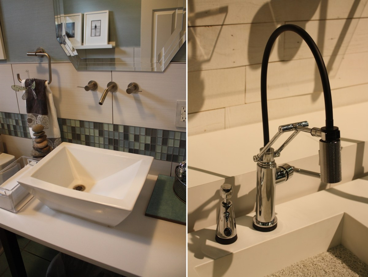 Brizo Faucets a Delight for the Senses and Your Kitchen and Bathroom Decor