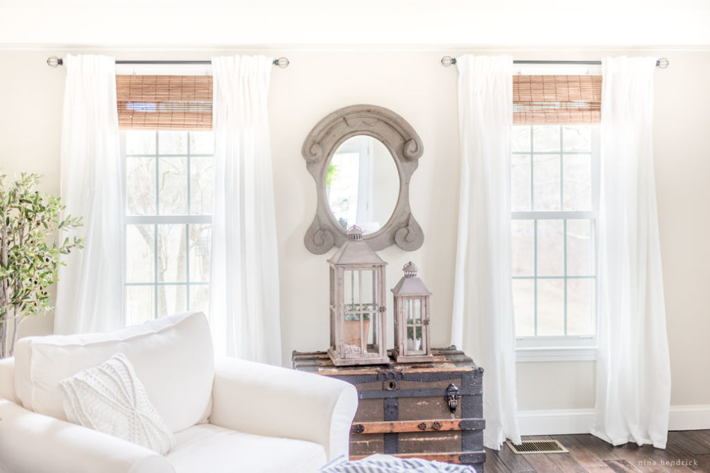How To Add Character To Your Home With Diy Farmhouse Window Treatments
