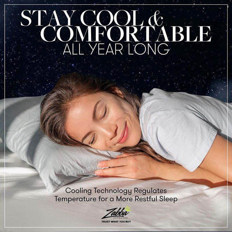 Best Cooling Gel Pillows