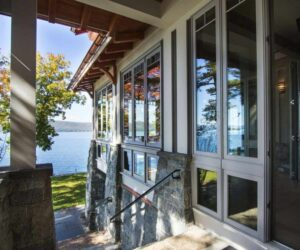 This Vacation Home has Spectacular Lake Views and a Prime Adirondack Location