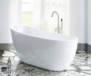 How To Choose An Acrylic Bathtub When You Remodel A Bathroom