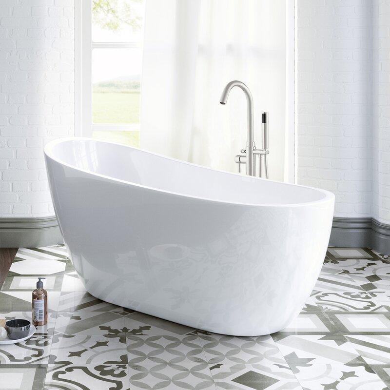 How To Choose An Acrylic Bathtub When You Remodel A Bathroom