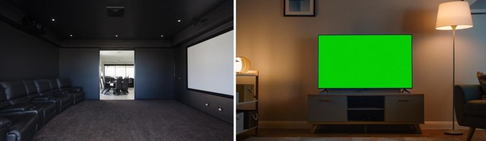Home Theater vs. Media Room
