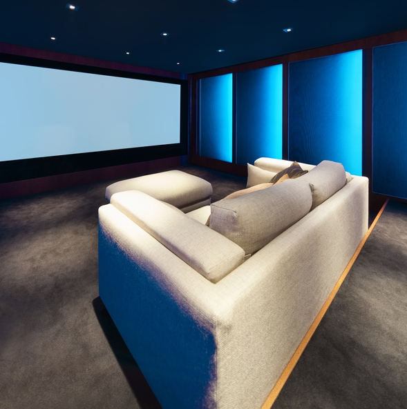How to Measure for a Home Theater Size