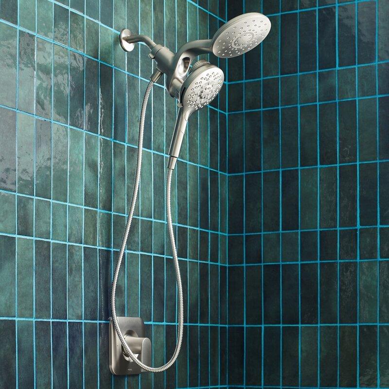 Moen Dual Shower Head