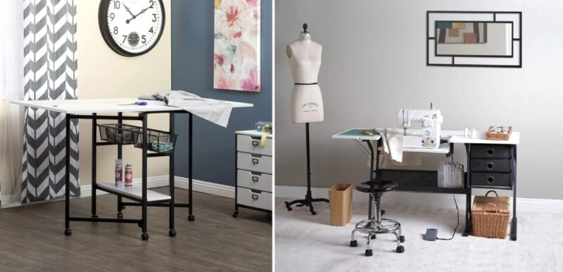 What Should You Consider When You Choose A Sewing Cutting Table
