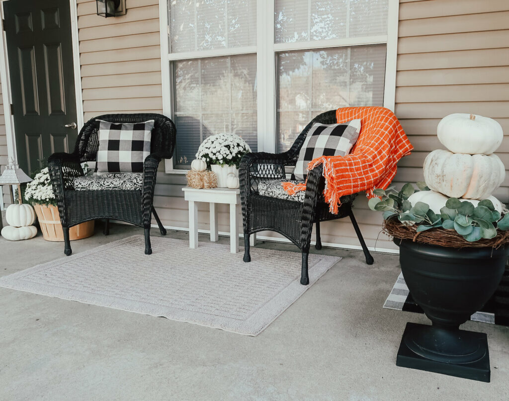 New Fall Seating