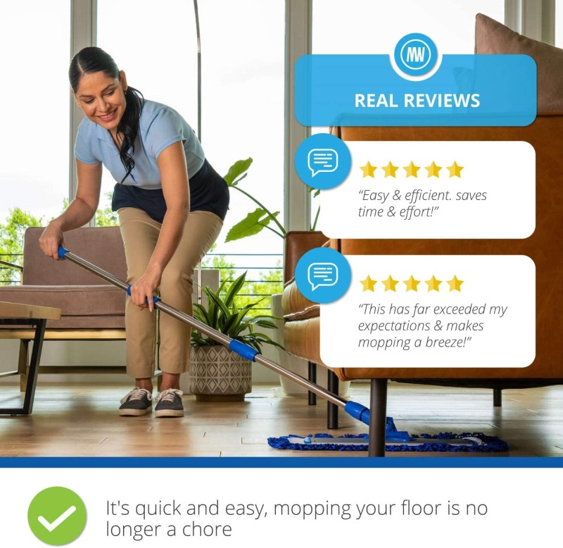 How To Choose A Best Floor Mop For Sparkling Clean Floors