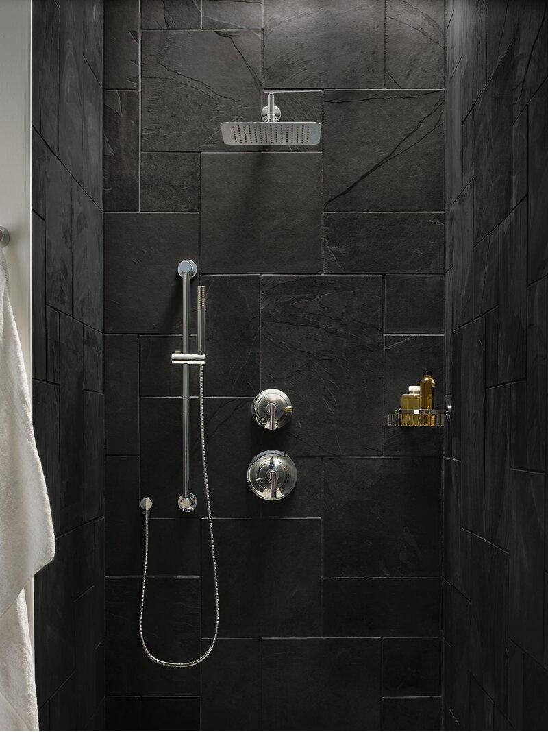 True Bathing Experience with Best Moen Shower Heads
