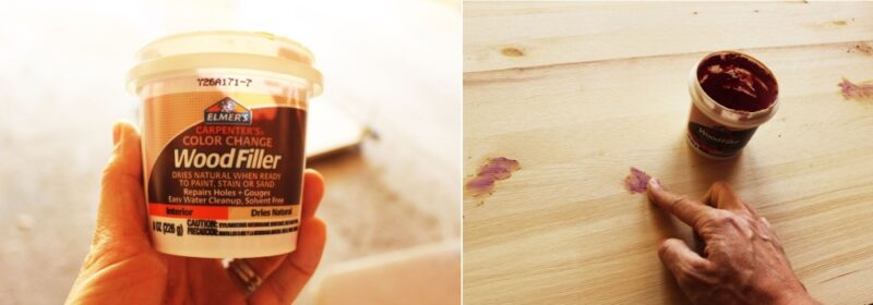 The Best Wood Filler For Any Type Of Wood Repairs