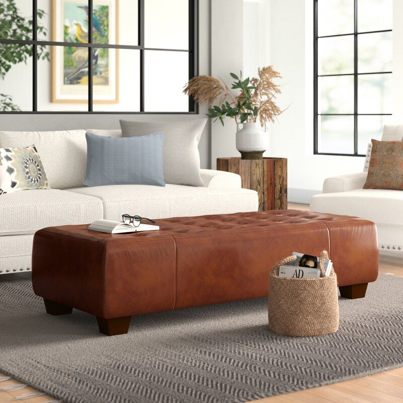 Ottoman Coffee Table Ideas It S Time To Go Hybrid - Are Ottoman Coffee Tables Still In Style