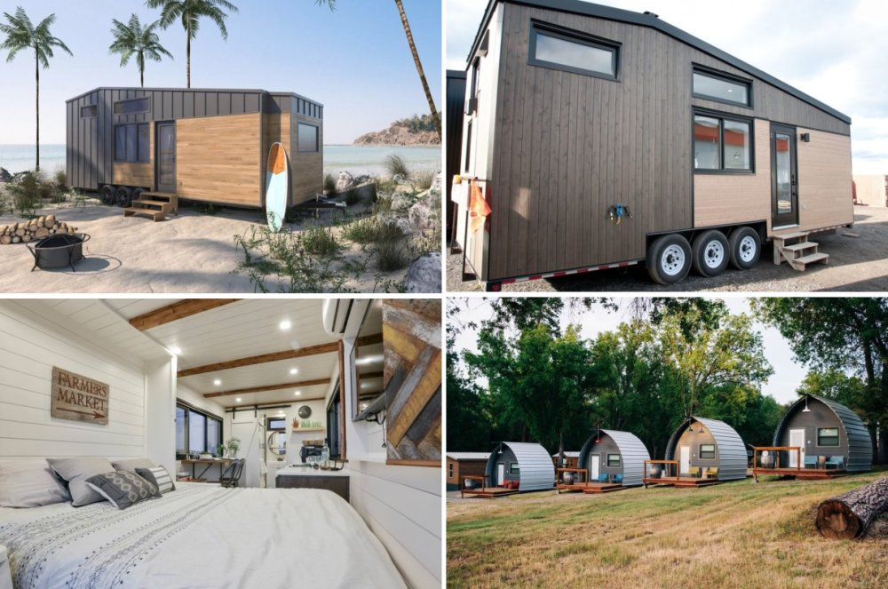Tiny Homes in California are the Ultimate Nature Vacation