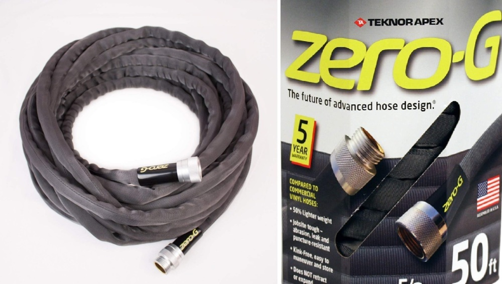 Zero-G Hose Review – For More Than Just Your Garden