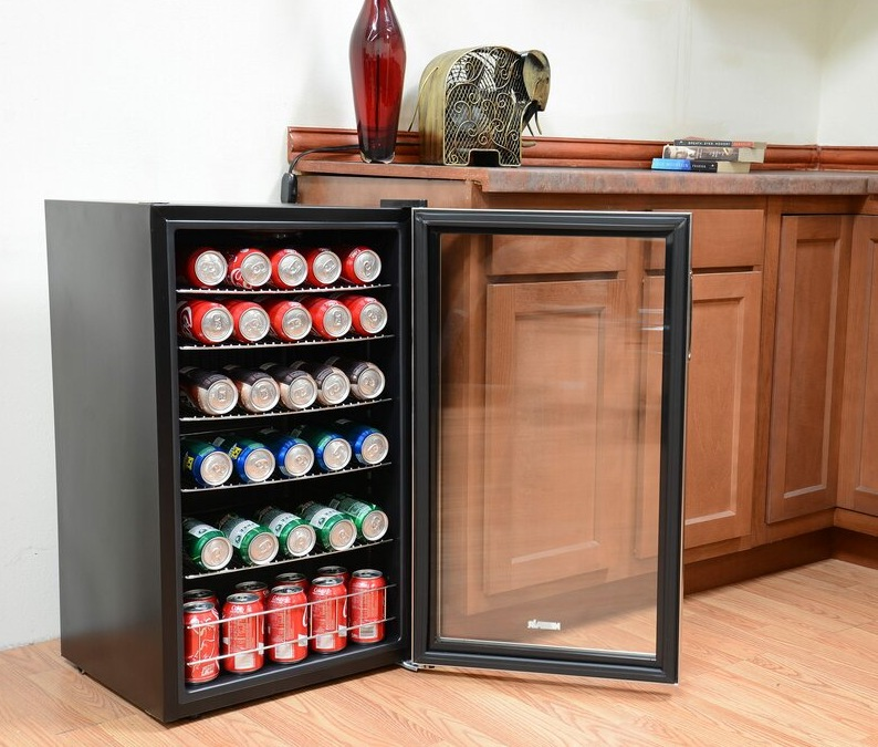 Store Your Favorite Brews All In One Place With The Best Beer Fridge For Home