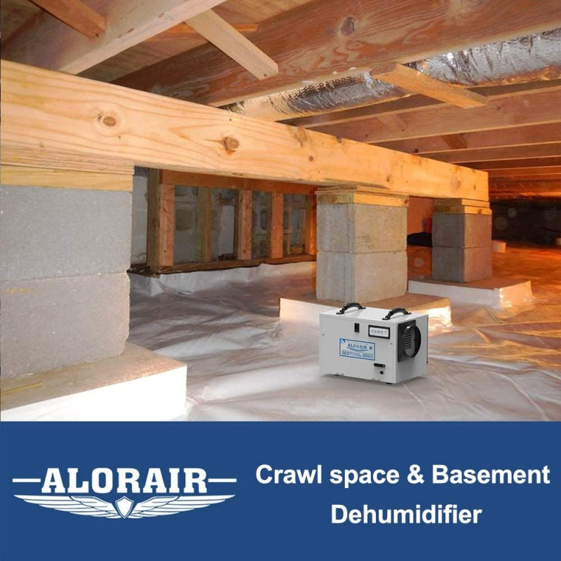 The Best Crawl Space Dehumidifiers For Better Air Quality In Your Home