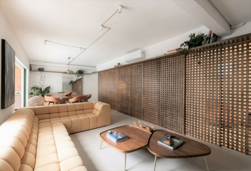Contemporary Apartment Inspired by Nature And Traditional Islamic Architecture