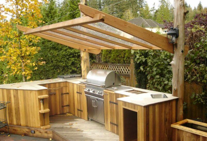 15 Beautiful BBQ Area Design Ideas For A Complete Backyard