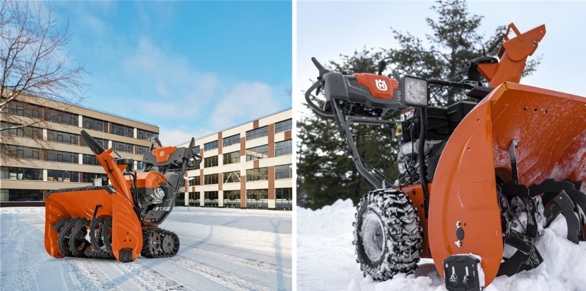 Best Husqvarna Snow Blower