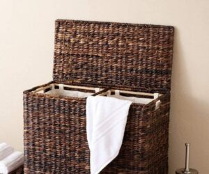 Wicker Laundry Basket Ideas That Make Organizing Laundry Quick And Easy