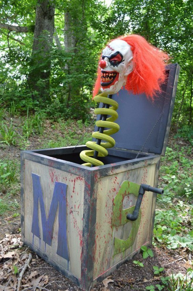 Creepy Jack In The Box