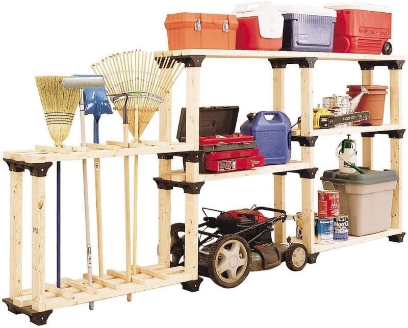 Custom Shelving and Storage System Shelflinks