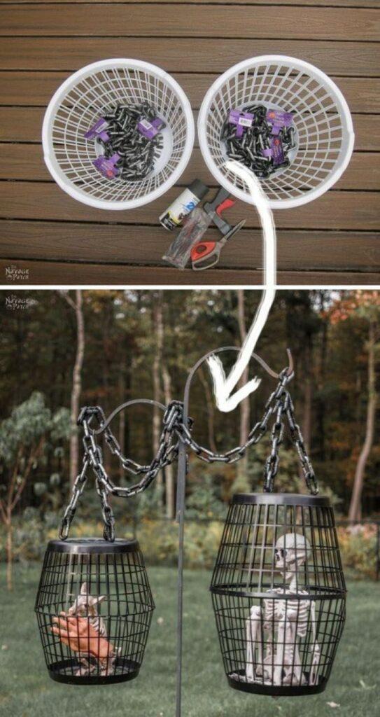 DIY Creatures In Cages