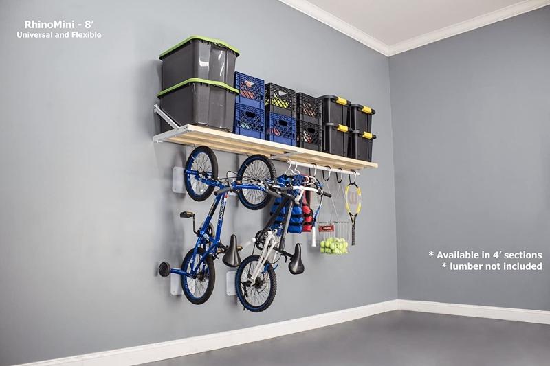 DIY RhinoMini Universal Shelf Kits