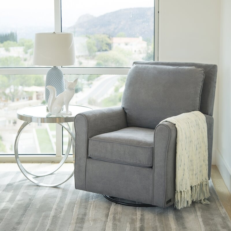 Furnishing Your Nursery Room With A Comfortable Glider Chair 954bartend Info