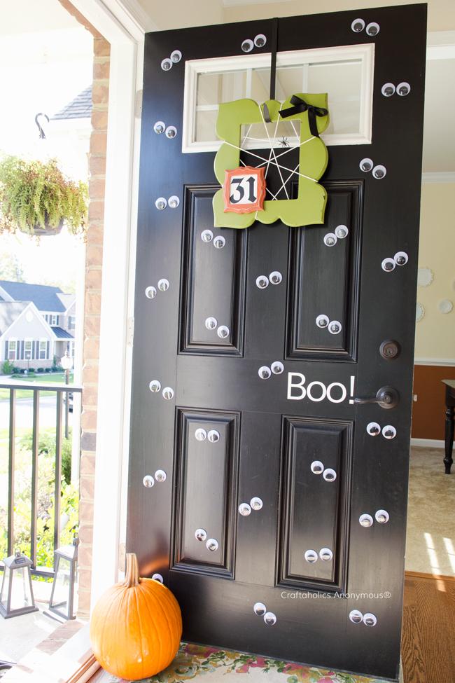 Googly Eye Door
