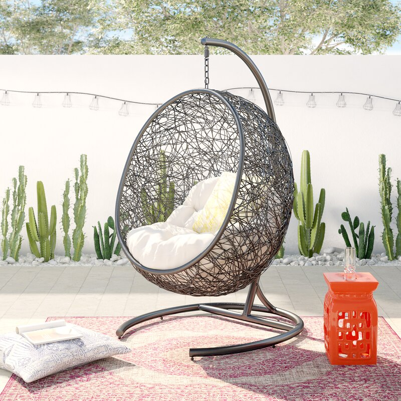 Cocoon Yourself in Style and Comfort With a Patio Egg Chair
