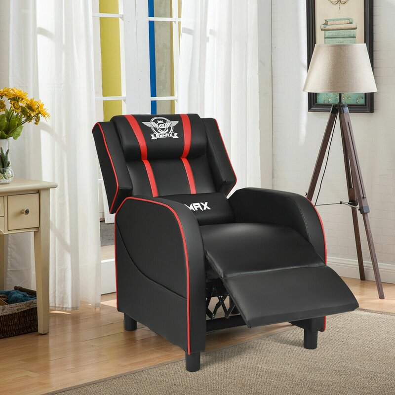 Massage PC & Racing Gaming Chair