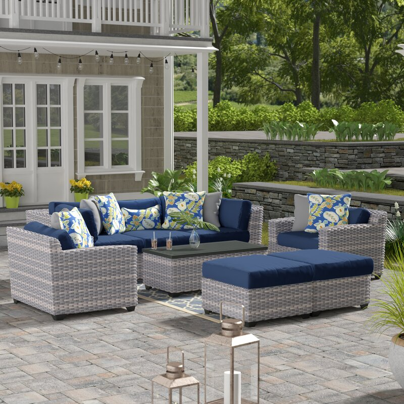 Get High Style And Low Maintenance With Resin Wicker Patio Furniture
