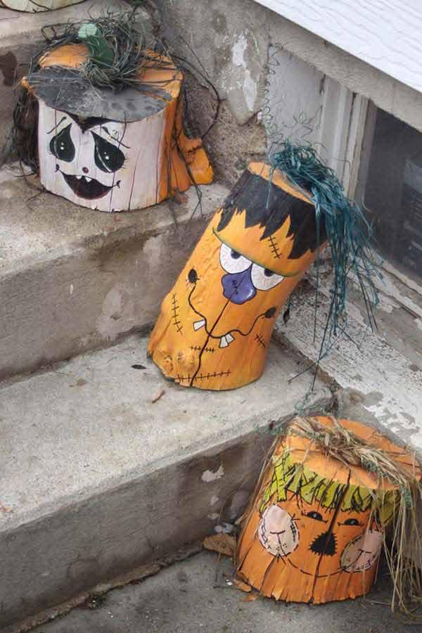 Old Stump Frankenstein's